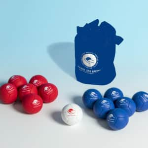Single ball – Boccia Petite (red, blue or white)