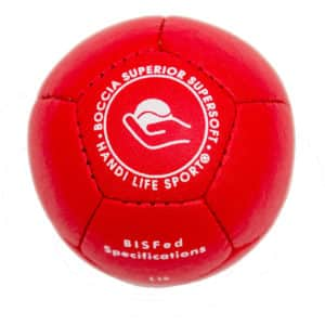 Single Boccia ball – Superior Super-soft
