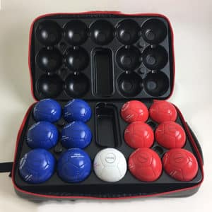 MIX Boccia Superior Shine set