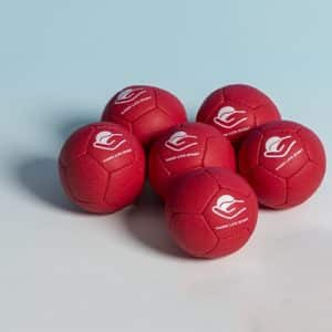Single ball – Boccia Petite (red, blue or white)