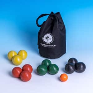 Petanque Light ,12 balls set.
