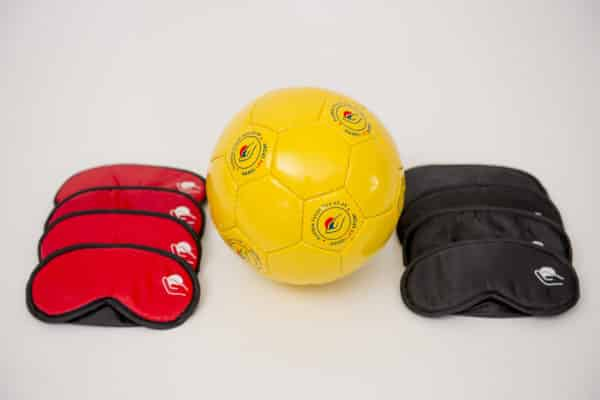 Blind football start up kit