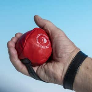 Two Trimmy Ball Handi Weights