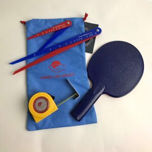 Complete Boccia Referee kit