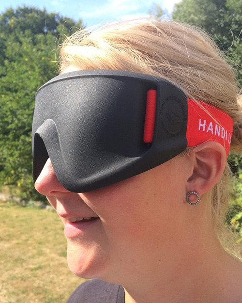Justa Blind Sports Mask