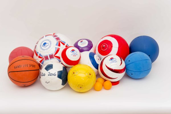 sound balls, BLINDSPORT