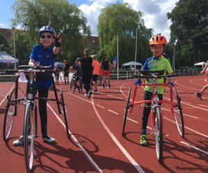 RaceRunning is a popular sport
