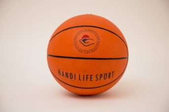 sound basketball ball