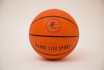sound basketball ball