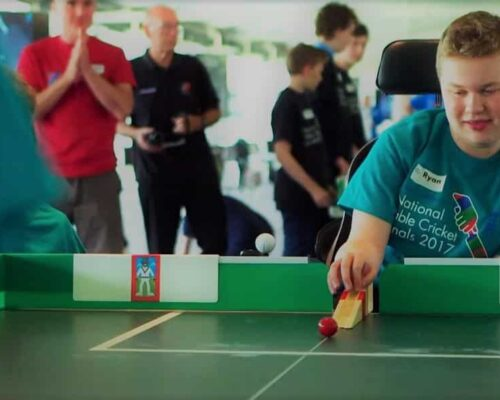 What is Table Cricket?