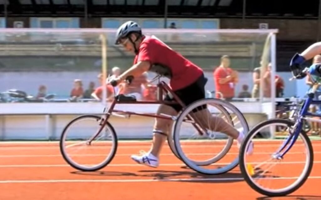 Running methods in RaceRunning