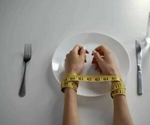 Athlete eating disorder affects performance.