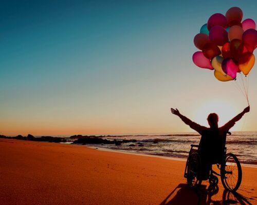 Condição de deficientes físicos não é OK!