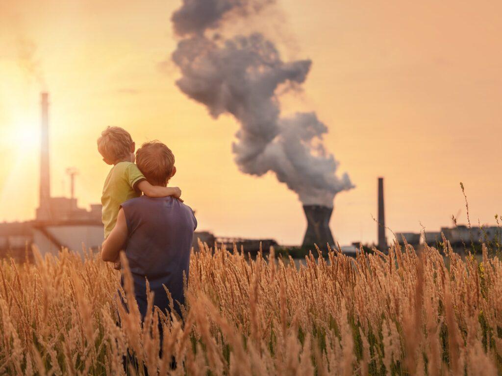 health condition environmental pollutions