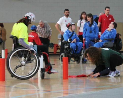 Un aperçu de la valeur du slalom en fauteuil roulant