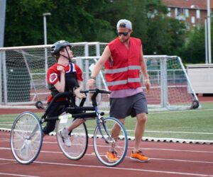 Physical Disabilities, Amazing RaceRunning, and Treatments