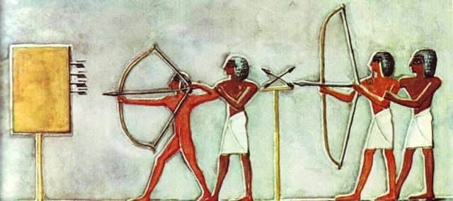 archery in ancient times