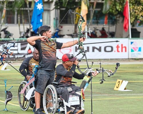 Para Archery from ancient times to now