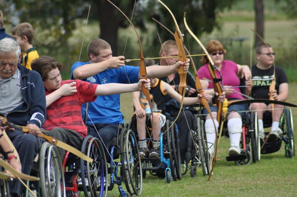 para archery variety