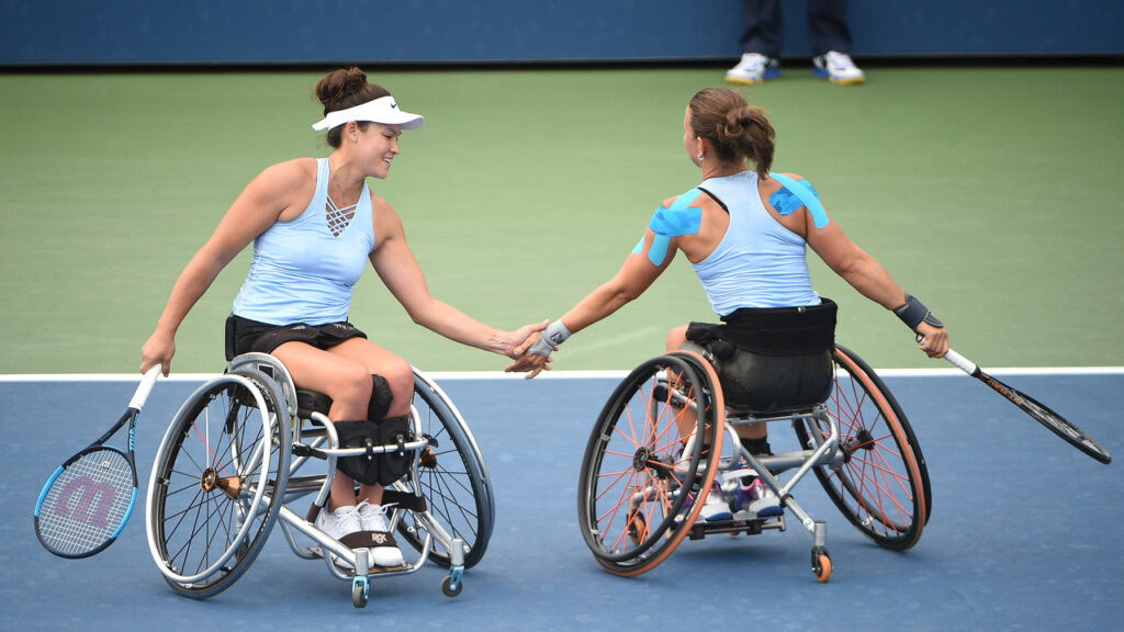 wheelchair tennis benefits