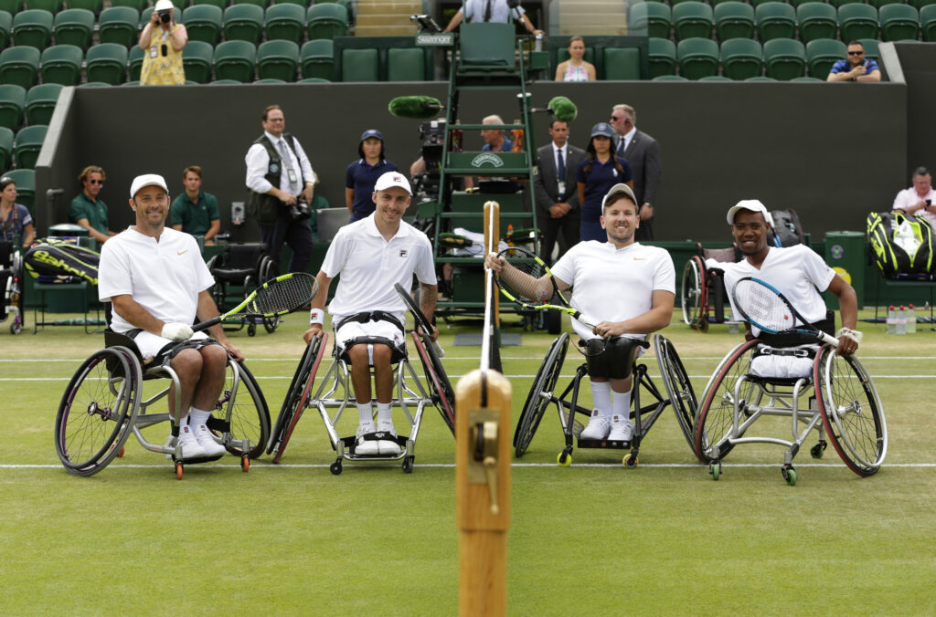 wheelchair tennis classification