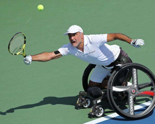 Tennis en fauteuil roulant & Un bref aperçu de ce sport fantastique