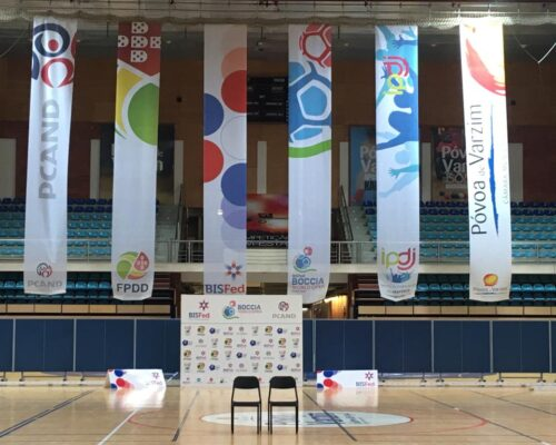 The Last Boccia international competition is CANCELED!