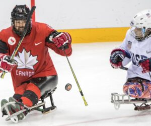 What is Para Ice Hockey and who is eligible?