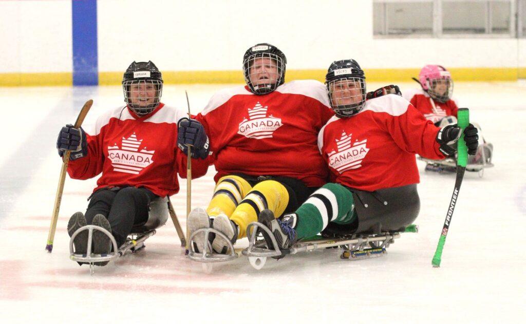 para hockey benefits