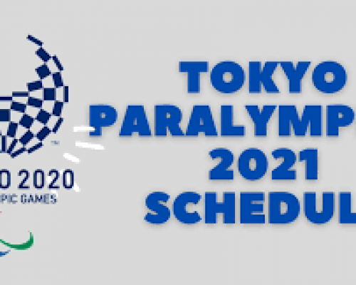 Paralympic games 2021, short review & schedule.